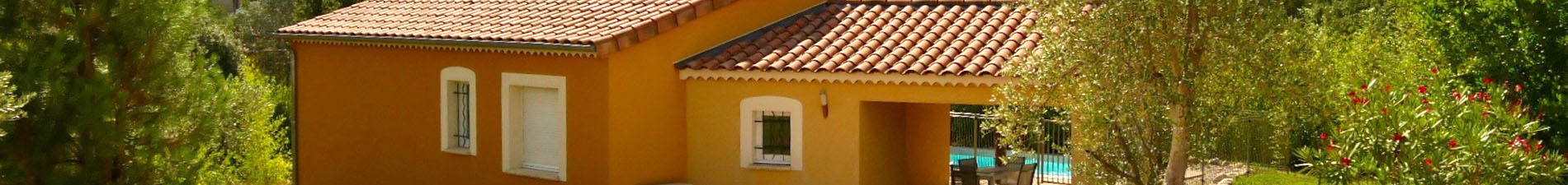 Blue Hills Résidence - location de villas en Ardèche